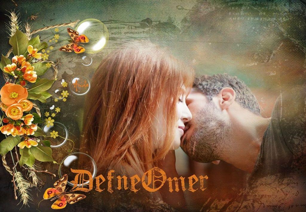 Defne si Omer - poze editate in photoshop / Anda designs Defneo17