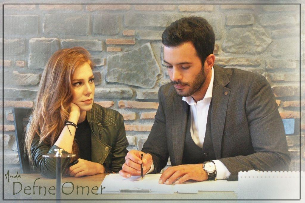 Defne si Omer - poze editate in photoshop / Anda designs Defneo24