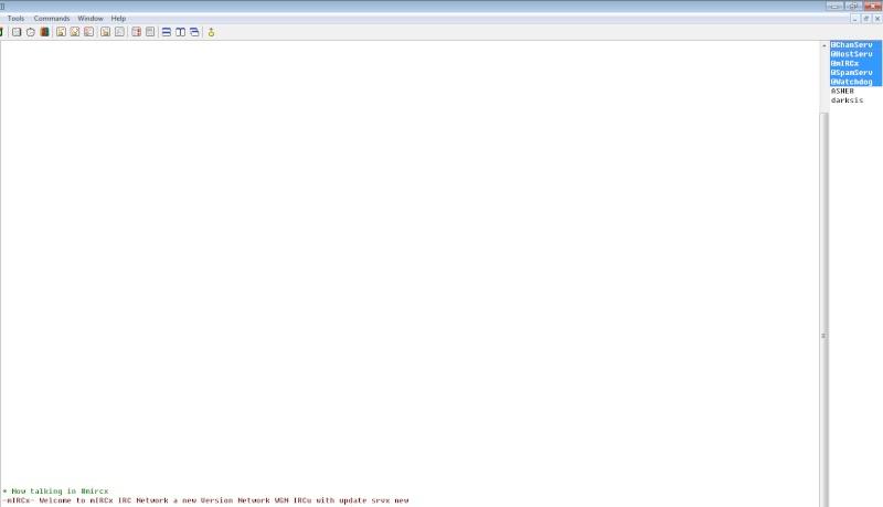 install IRCu 2.10.12.10 pk-WGN5 with srvx  23-10-10