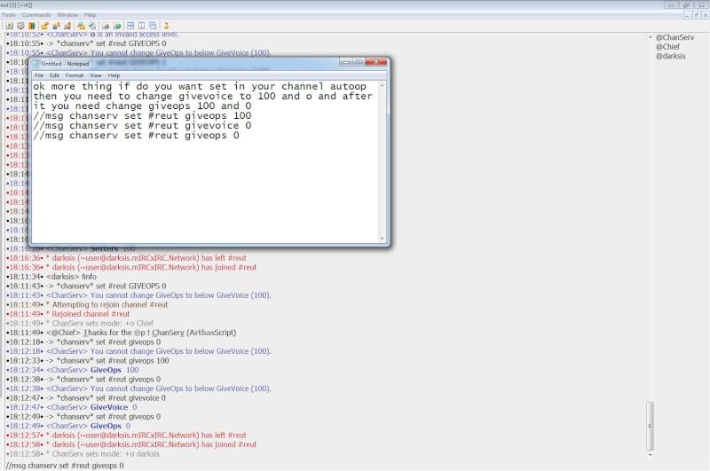 install IRCu 2.10.12.10 pk-WGN5 with srvx  26-10-10