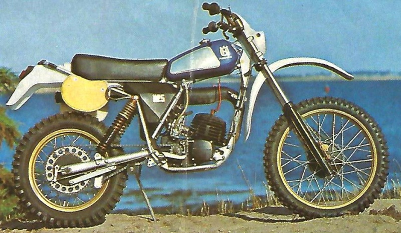Essai de l 'HUSQVARNA 125 CR/ CROSS 1979 Test_110