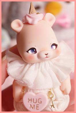 Rukiya's Dolls MAJ 20/07 ~Box Opening Poi Hug Me~ p34 Creamy10