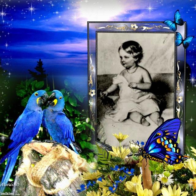 Montages des membres de la famille de Sissi et de franz Maria_12