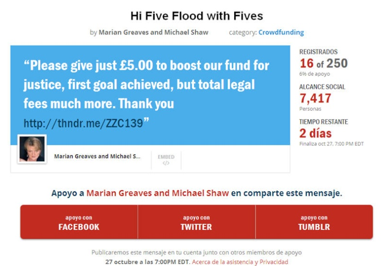 Hi Five Flood with Fives Hi510