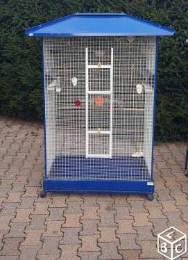 avis volière et annonce cage royal savic Cage_p10