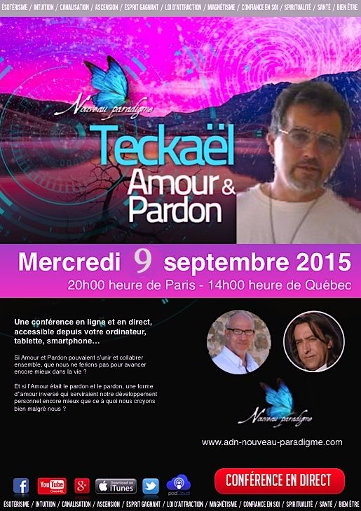 LES VIDEOS CONFERENCES DE TECKAEL 11224210