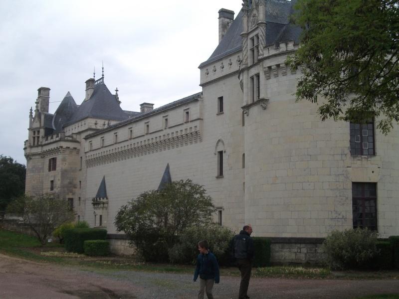 Le château de Brézé Images23