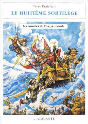 Les annales du disque monde Tome 2 : Le huitième sortilège Bi2l9r10