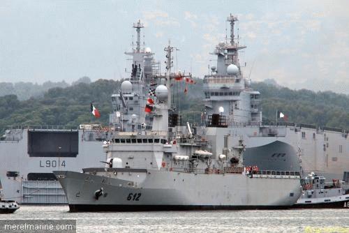 Royal Moroccan Navy Floréal Frigates / Frégates Floréal Marocaines - Page 2 2821510