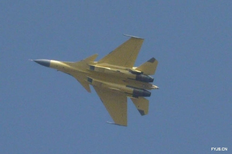 Chinese J-15 Carrier-borne Fighter J-15-212