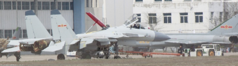 Chinese J-15 Carrier-borne Fighter J-15_110