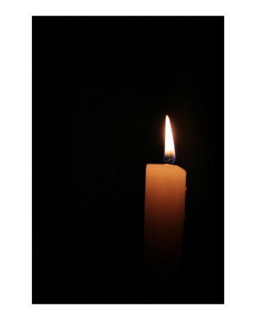 Goodbye, Bud Shafer.. Candle10