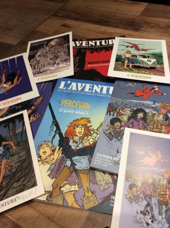 L'aventure, un nouveau journal 3a098f10