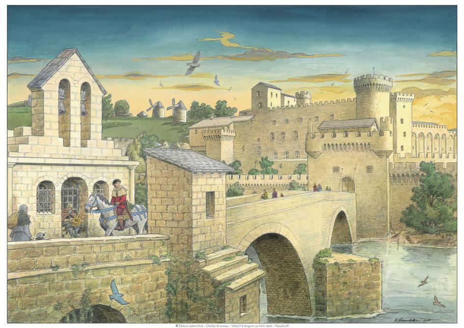 Vasco de Gilles Chaillet - Page 14 V110