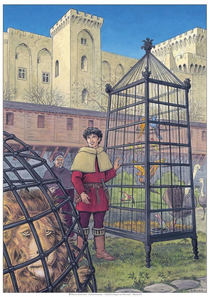 Vasco de Gilles Chaillet - Page 14 V310