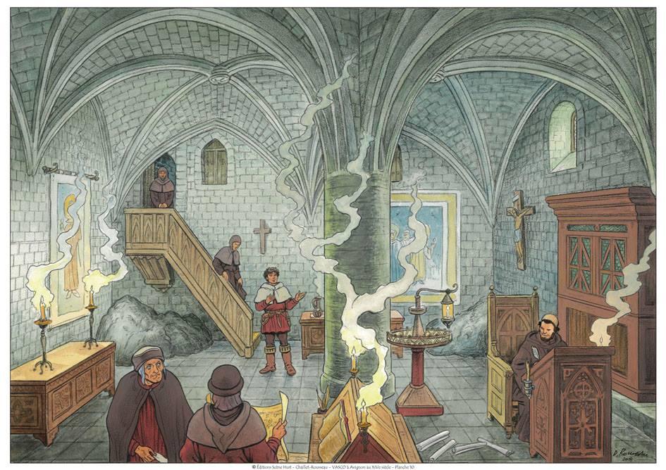 Vasco de Gilles Chaillet - Page 14 V410