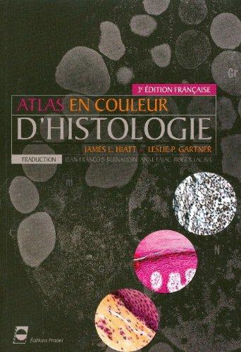 [livre]:Atlas en couleur d'histologie 3eme édition PDF gratuit - Page 3 51522o10