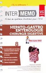 iENC inter mémo hépato Gastro-entérologie - Chirurgie digestive pdf gratuit - Page 14 97828110