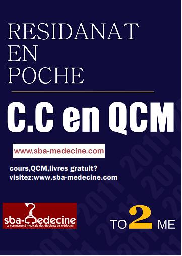 résidanat en poche tom 1 et 2 pdf:QCM/QCS+ CAS clinique - Page 5 Kkkk10