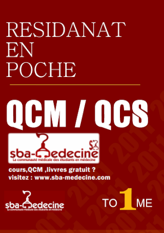 résidanat en poche tom 1 et 2 pdf:QCM/QCS+ CAS clinique - Page 5 Sans_t13