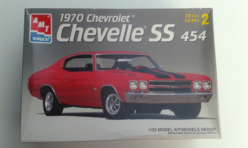 Chevelle 454SS 1970 by Fred 20140310