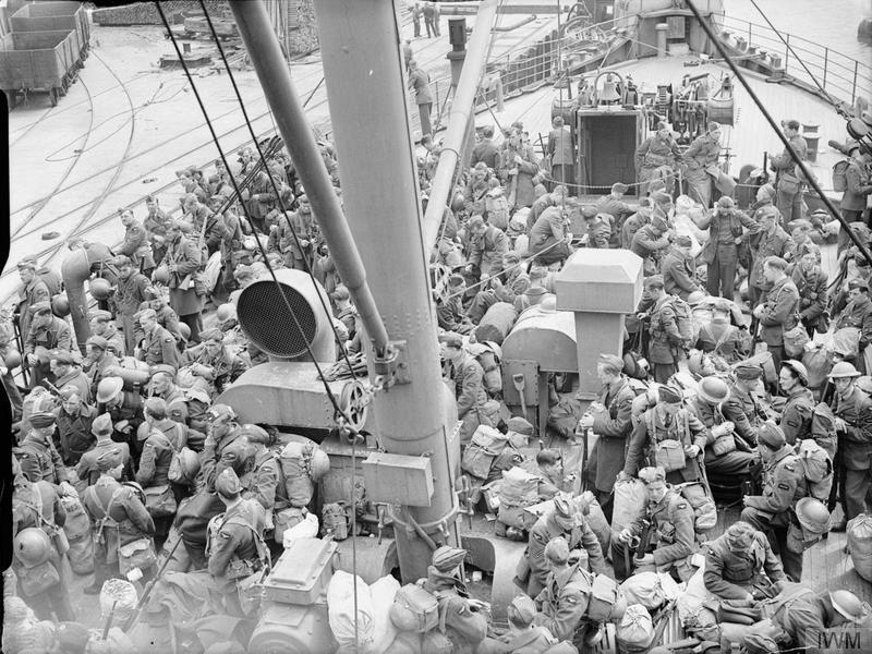 Défenses de la ville de Brest - Juin 1940 0210