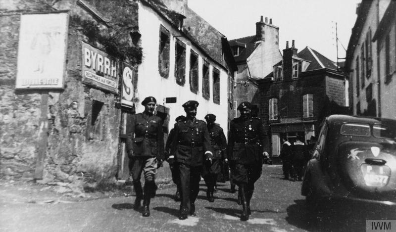 La Brigade autonome de chasseurs de Podhale près de Brest Saint-11