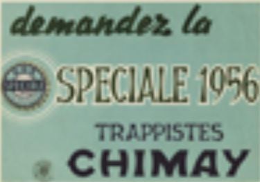 Chimay  bleue  60 ans Chimay11