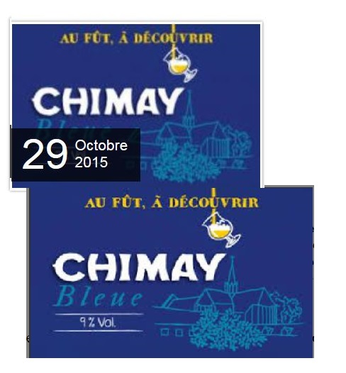 Chimay  bleue  60 ans Chimay12