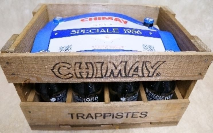 Chimay  bleue  60 ans Chimay14