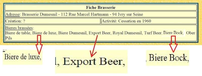 Export Beer Dumesn11