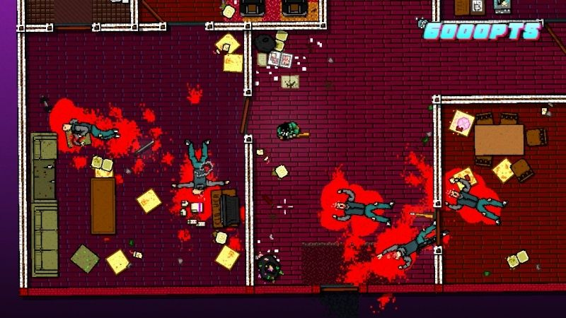 Review: HotLine Miami 2 Screen11