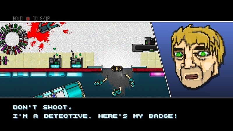 Review: HotLine Miami 2 Screen12