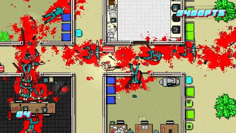Review: HotLine Miami 2 Screen13