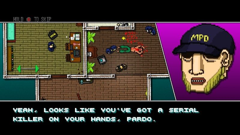 Review: HotLine Miami 2 Screen14