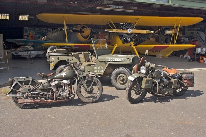 Les vieilles Harley....(ante 84) par Forum Passion-Harley - Page 5 10551611