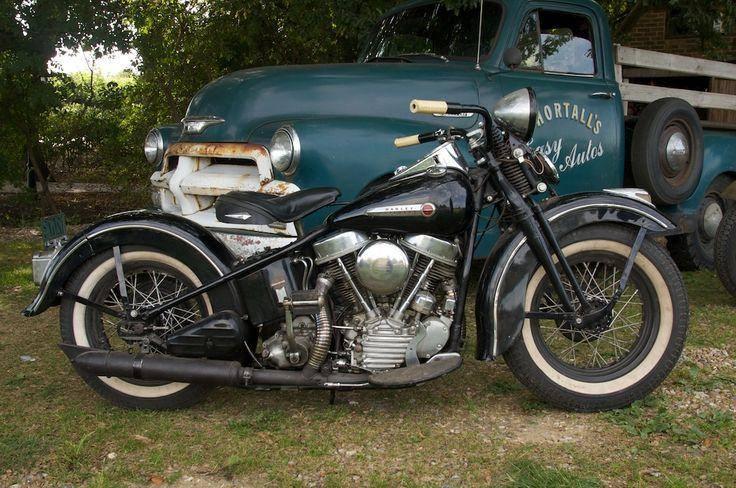 Les vieilles Harley....(ante 84) par Forum Passion-Harley - Page 4 10612710
