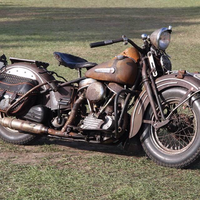 Les vieilles Harley....(ante 84) par Forum Passion-Harley - Page 2 11226110
