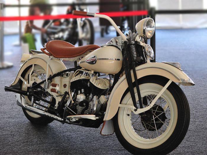 Les vieilles Harley....(ante 84) par Forum Passion-Harley - Page 3 11880610