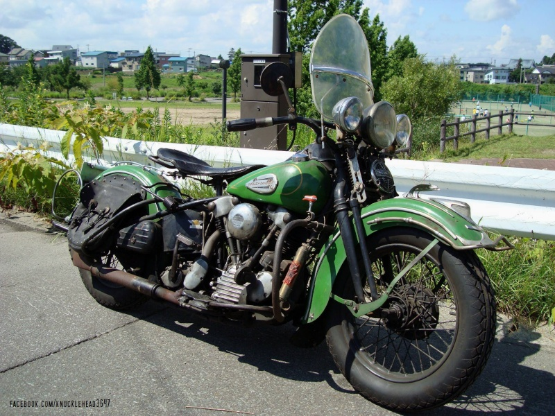 Les vieilles Harley....(ante 84) par Forum Passion-Harley - Page 3 11893910