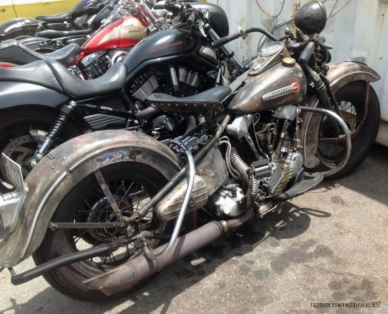 Les vieilles Harley....(ante 84) par Forum Passion-Harley - Page 3 11895210