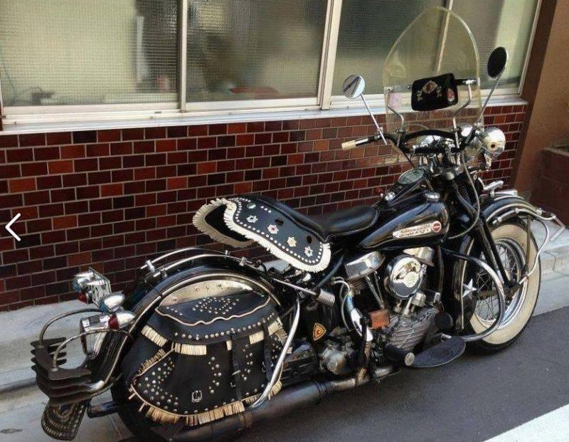 Les vieilles Harley....(ante 84) par Forum Passion-Harley - Page 3 11899710
