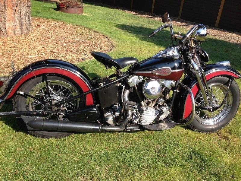 Les vieilles Harley....(ante 84) par Forum Passion-Harley - Page 3 11922810