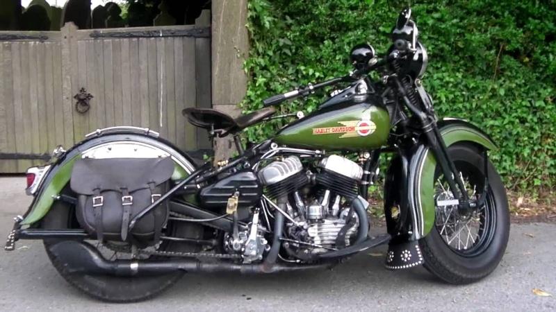 Les vieilles Harley....(ante 84) par Forum Passion-Harley - Page 4 11950410