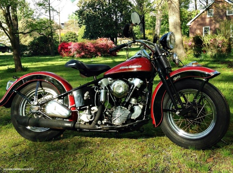 Les vieilles Harley....(ante 84) par Forum Passion-Harley - Page 4 11953410