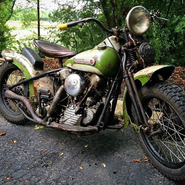 Les vieilles Harley....(ante 84) par Forum Passion-Harley - Page 4 11987011