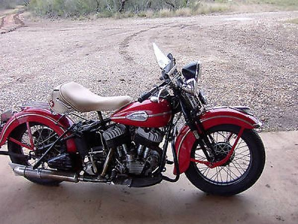 Les vieilles Harley....(ante 84) par Forum Passion-Harley - Page 5 12004812