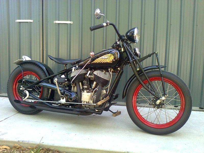 Les vieilles Harley....(ante 84) par Forum Passion-Harley - Page 5 12017510