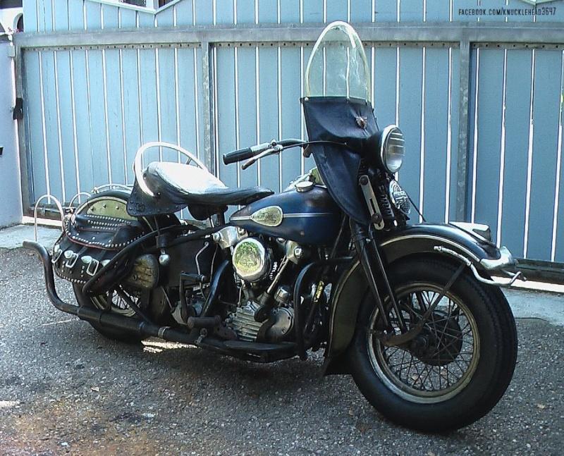 Les vieilles Harley....(ante 84) par Forum Passion-Harley - Page 5 12046510