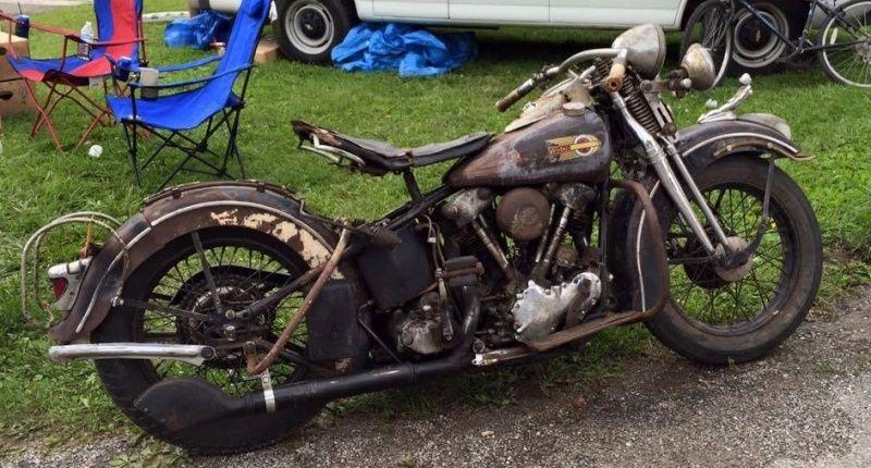 Les vieilles Harley....(ante 84) par Forum Passion-Harley - Page 3 Z10